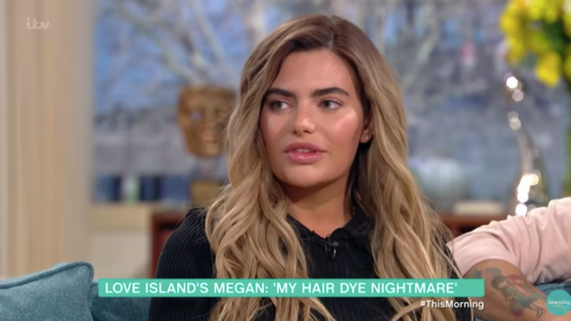 Megan Barton-Hanson Highlights The Importance Of Patch Tests On 'This Morning'
