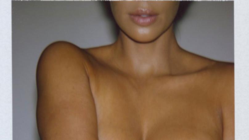 Kim Kardashian Riles Internet By Stripping Off To Promote New Perfume