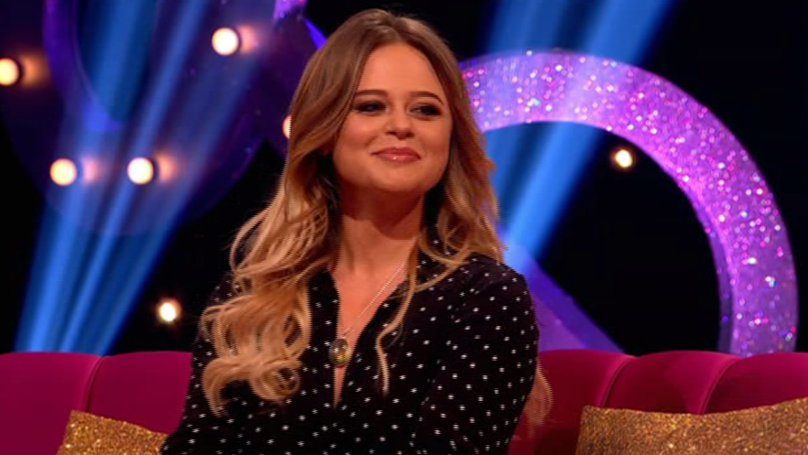 'Through The Keyhole' Viewers Shocked By How 'Normal' Emily Atack's Flat Is