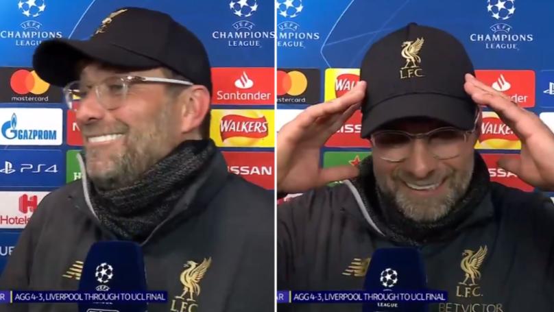 Liverpool Fans Loved Jurgen Klopp's Hilarious Post-Match Interview