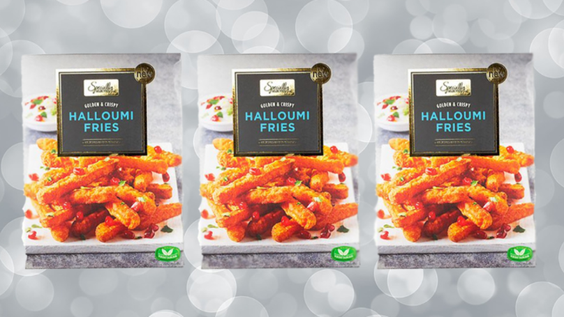 Cheesus, Aldi Has Released Halloumi Fries
