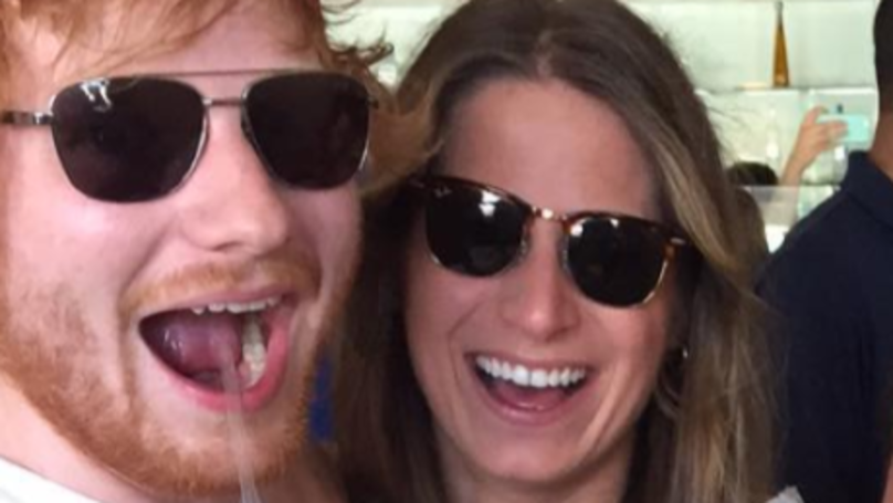 Ed Sheeran Is Engaged, But What Do We Know About Fiancée Cherry Seaborn