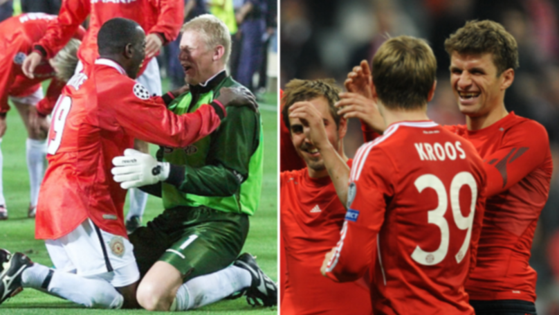 Manchester United And Bayern Munich Announce Friendly With Excellent Banter