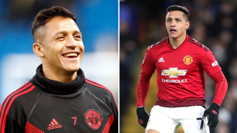 Alexis Sanchez Could Make Move To Inter To End Manchester United Nightmare