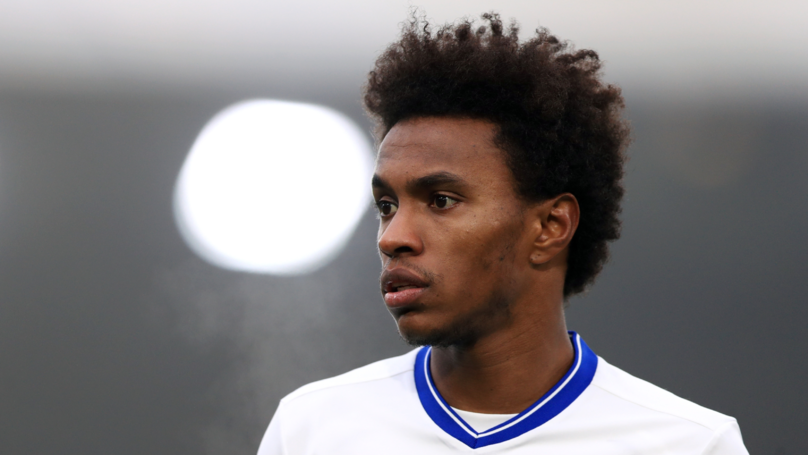 Fee Agreed Between Barcelona And Chelsea For Willian