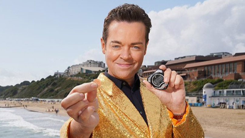 Stephen Mulhern Branded 'Most Hilarious Presenter' For 'In For A Penny'