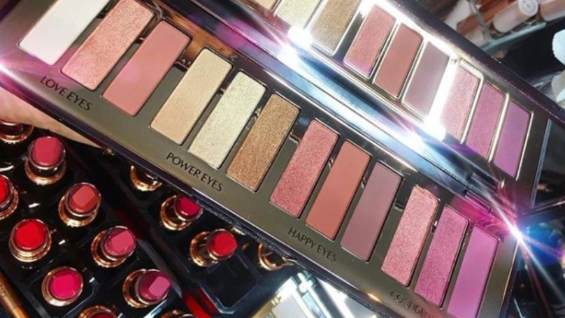 Charlotte Tilbury's New Stars In Your Eyes Palette Is Gorgeous