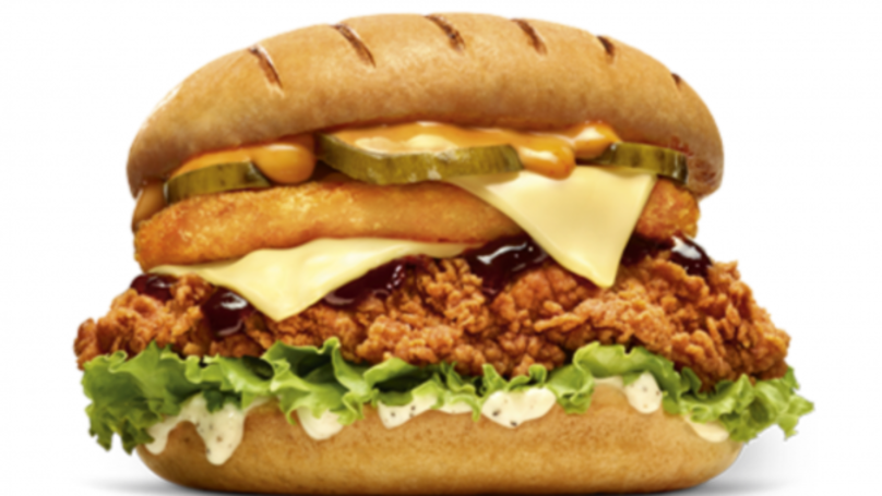 KFC Relaunches 'Dirty Louisiana' Burger But You Will Need To Be Quick