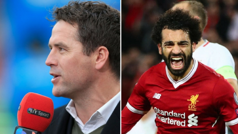 Michael Owen Compares Salah To Liverpool's Greatest Players