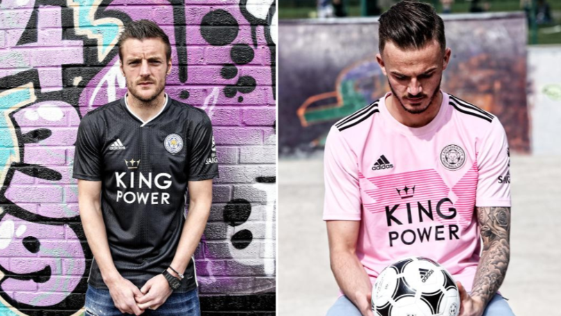 Leicester City's New 2019/20 Adidas Away Kits Are Very, Very Smart