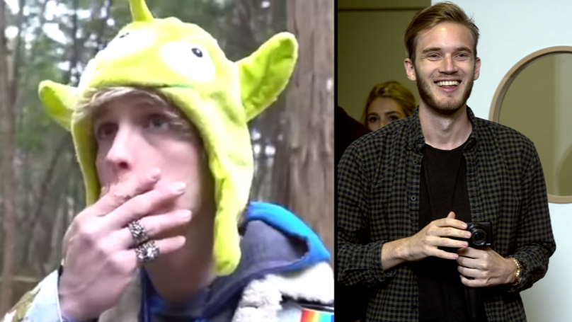 PewDiePie Calls Out Fellow YouTuber Logan Paul Over 'Suicide Forest' Video