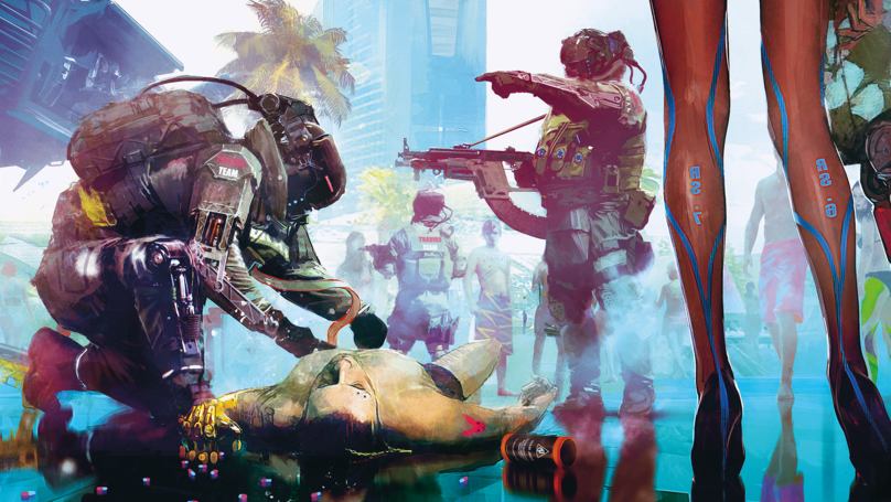 ​'Cyberpunk 2077' Is E3's Most-Watched Trailer, But Far From Highest Rated