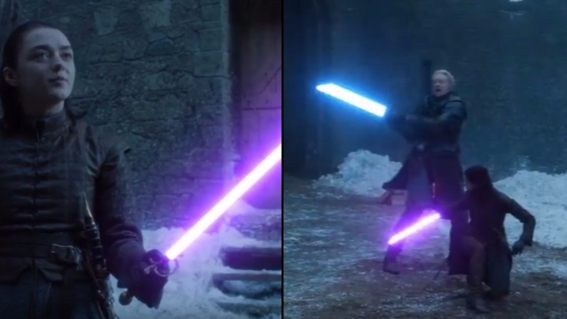 YouTuber Creates The Best Mashup Of 'Star Wars' And 'Game Of Thrones'