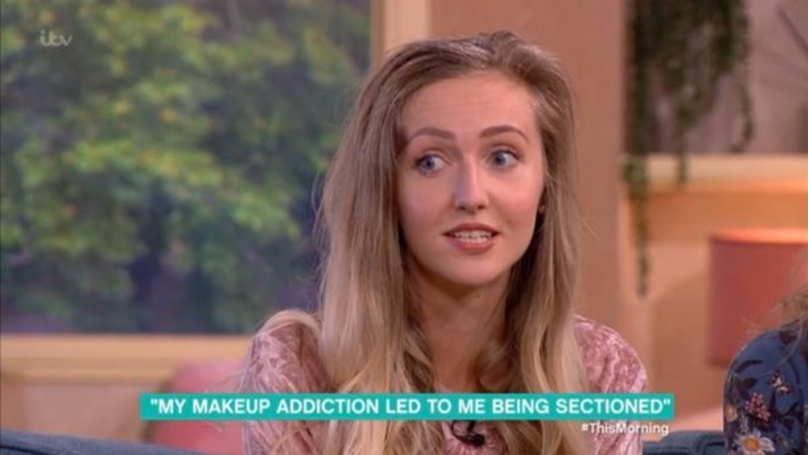 Woman With Makeup Addiction That Led To Her Being Sectioned Praised For Transformation