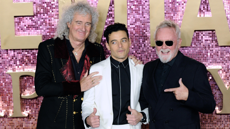 Bohemian Rhapsody's Success Means Queen Are Now Richer Than The Queen