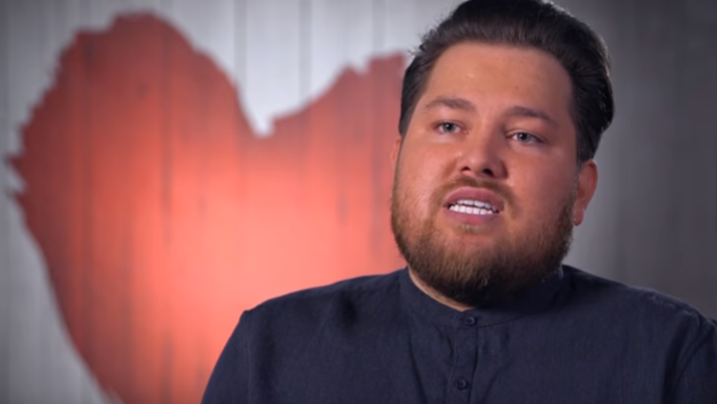 Man Opens Up About Father's Suicide On 'First Dates'
