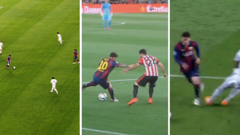 Lionel Messi Reveals His Favourite Goal For Barcelona