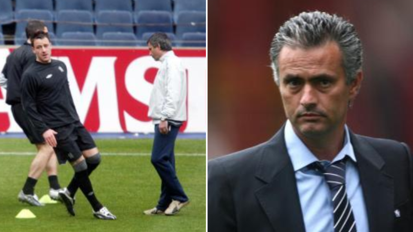 How Chelsea Players Reacted When Jose Mourinho Told Them He Was Leaving In 2007