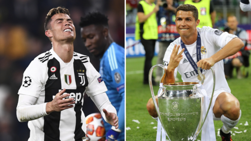 Cristiano Ronaldo's Stats Since 2010 Champions League Quarter Final Elimination Are Ridiculous