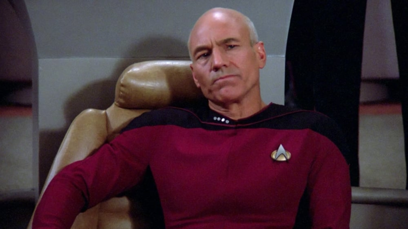Patrick Stewart Could Return As Jean-Luc Picard If Tarantino Directs A 'Star Trek' Film