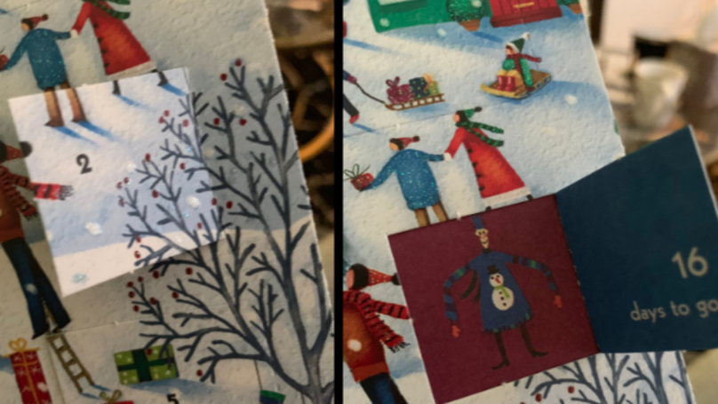 People Confused Over John Lewis Advent Calendar Mistake