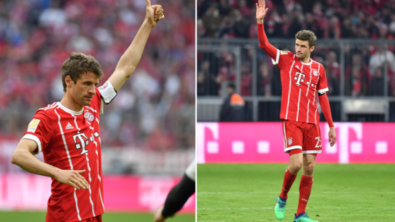 Thomas Muller Reveals He'd Be Open To Bayern Munich Departure