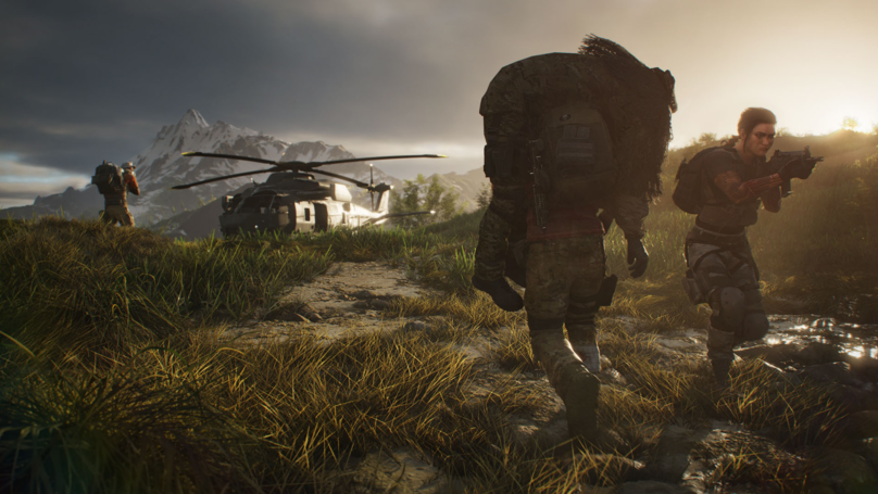 "​Ubisoft Insists 'Ghost Recon: Breakpoint' Has ""No Message"""
