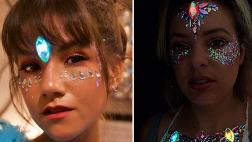 Shine Bright This Festival Season With These Light-Up Jewels