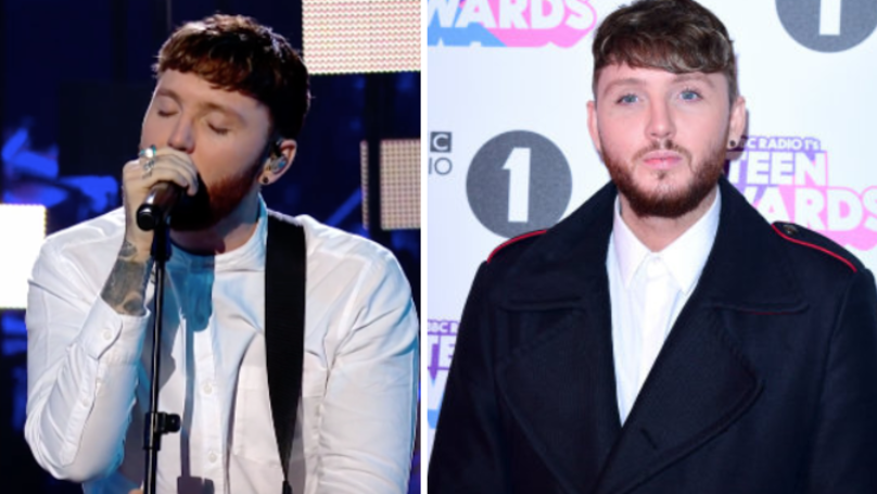 WATCH: James Arthur Called Out Over X Factor Performance