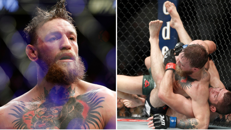 Conor McGregor Tweets For The First Time Following Khabib Loss