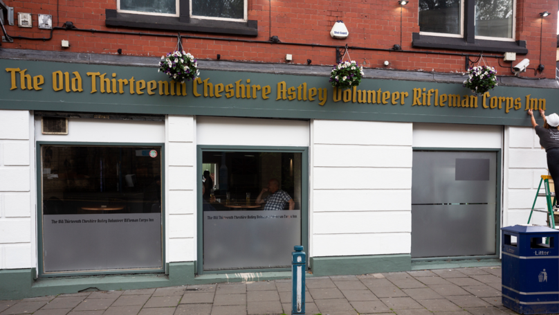 The Pub With The Longest Name In The Country Reopens