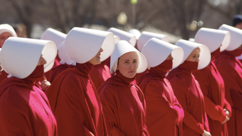 The Latest Filming Shots From The Handmaid's Tale Are Truly Haunting