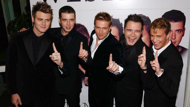 Westlife 'Confirm Reunion And New Music' But Brian McFadden Won't Be Returning