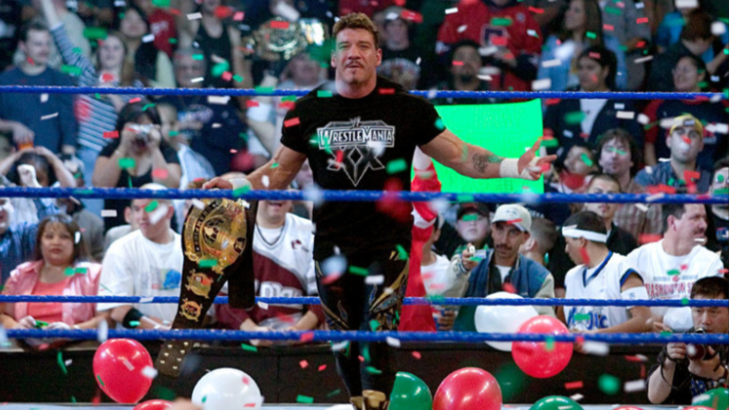 Eddie Guerrero's Championship Win Is One Of The Greatest Moments In WWE History