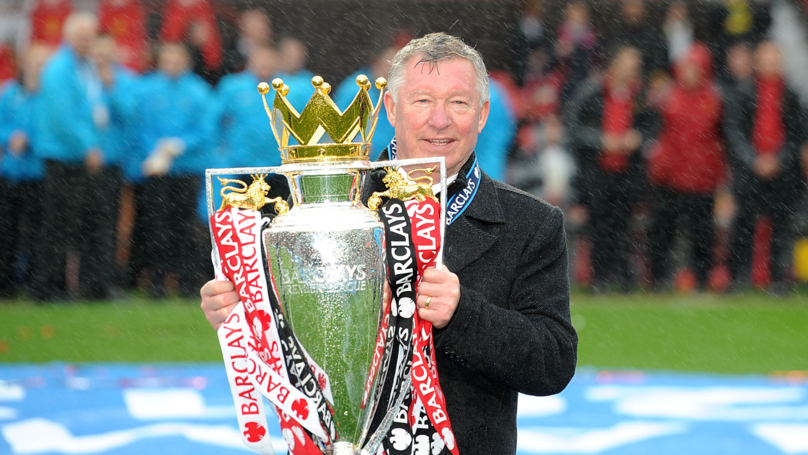 Sir Alex Ferguson Admits He Only Managed Four World-Class Players