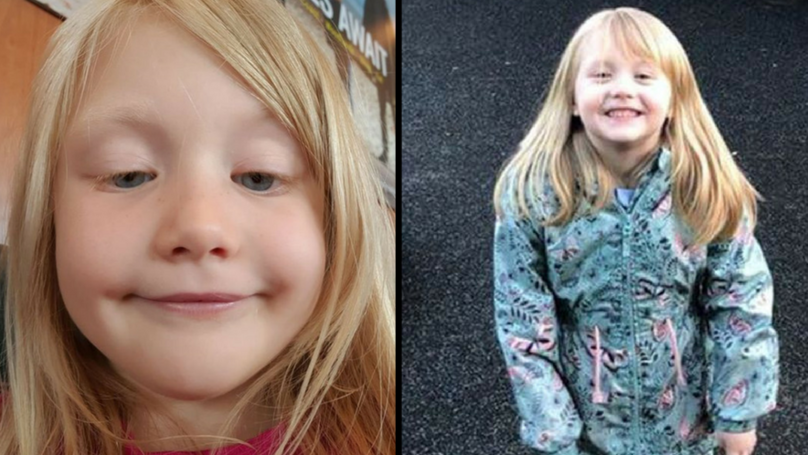 Body Found On Isle Of Bute Confirmed As Missing Six-Year-Old Alesha MacPhail