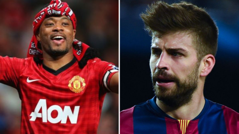 Patrice Evra Reveals How He Got Revenge On Gerard Pique Prank