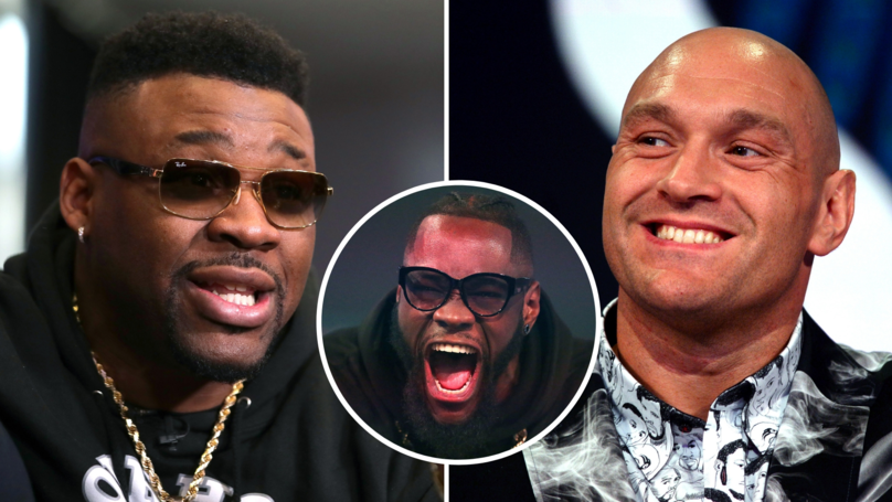 Jarrell Miller Lined Up For Tyson Fury Ahead Of Deontay Wilder Rematch