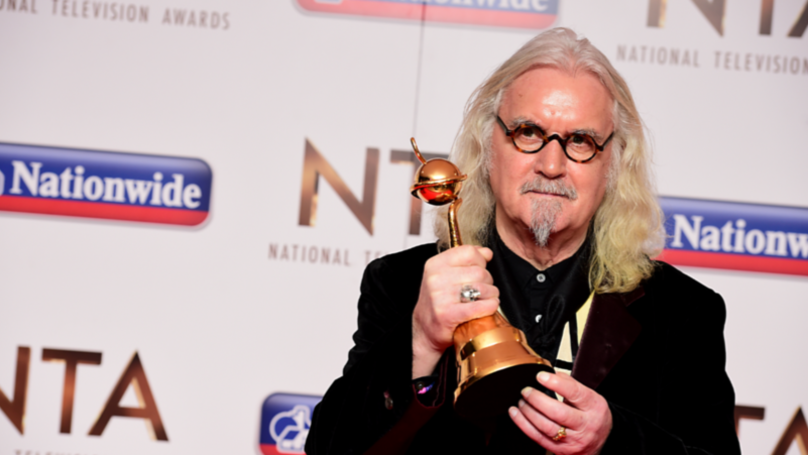 Billy Connolly Admits He's 'Near The End' But Says He's 'Not Frightened'