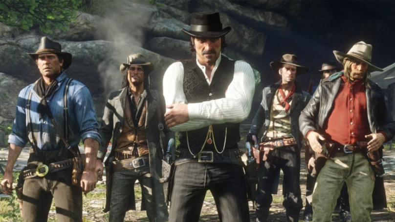 ​Red Dead Redemption 2 Ships More In 8 Days Than Red Dead Redemption Did In 8 Years
