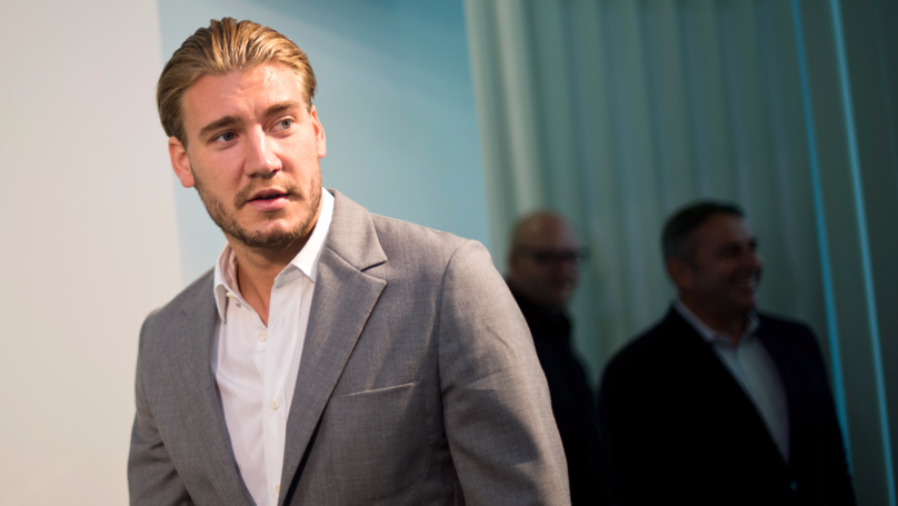 Nicklas Bendtner Produced An Incredible Post-Match Interview Last Night