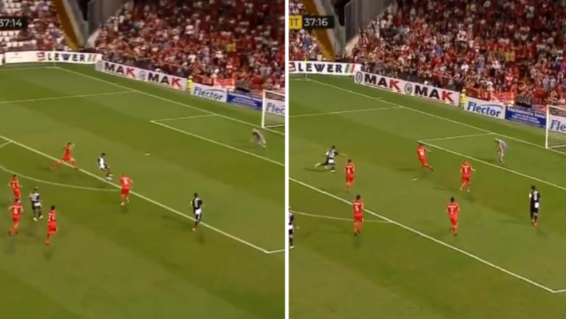 Paulo Dybala Scores Outrageous Chipped Goal For Juventus