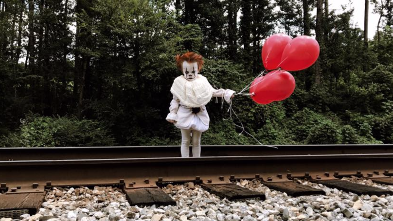 Young Kid Dresses Up In 'It' Costume And It's Scarier Than The Movie