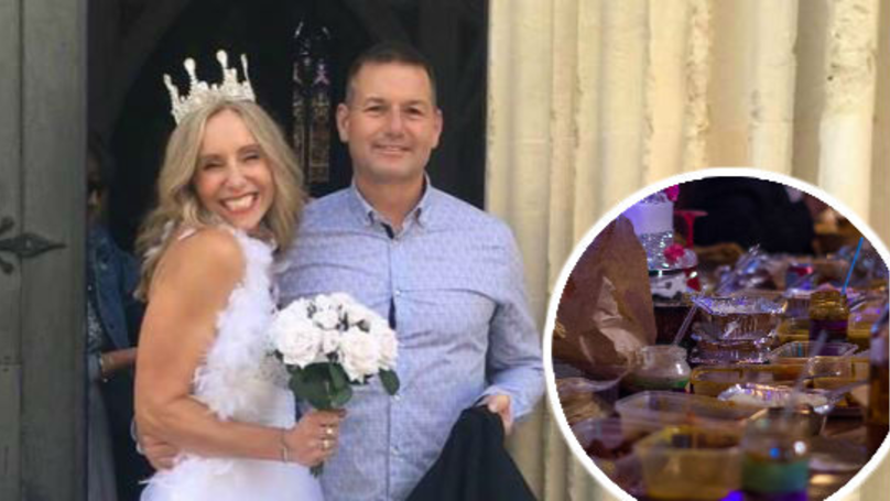 Couple Had Wetherspoon Wedding Costing £1,100 With Indian Takeaway
