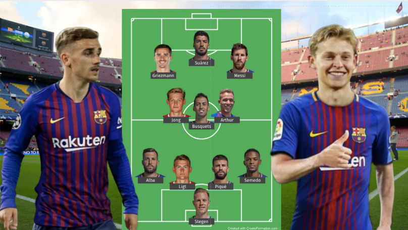 Barcelona's Potential Starting Line-Up Next Season Could Dominate European Football