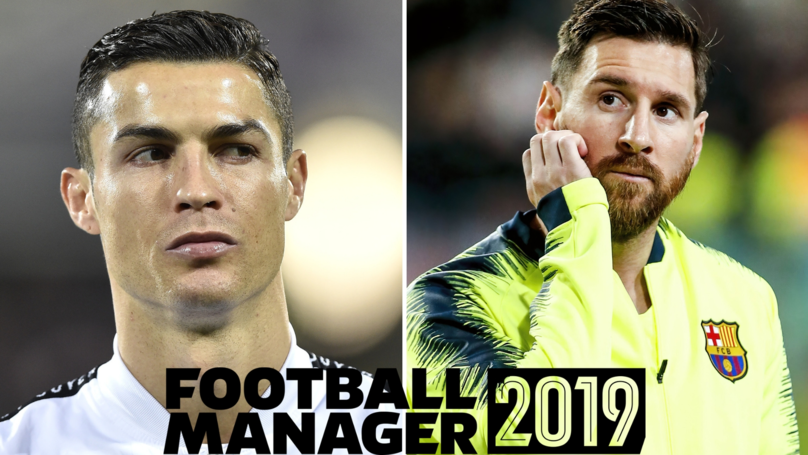 Football Manager 2019 Predicts Serie A Season After Messi Joins Ronaldo In Italy