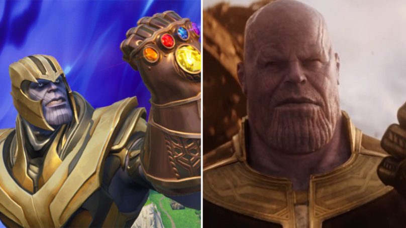 Thanos Might Be Coming Back To 'Fortnite' In Time For 'Avengers: Endgame'