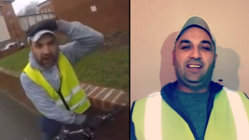 'Why You Coming Fast' Guy Is Now On Instagram And Has 300,000 Followers