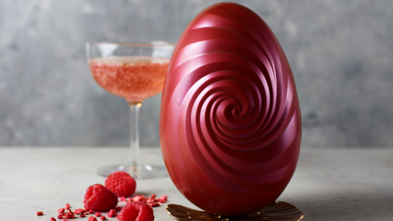 This Is Not A Drill: M&S Is Selling A Pink Prosecco-Flavoured Egg