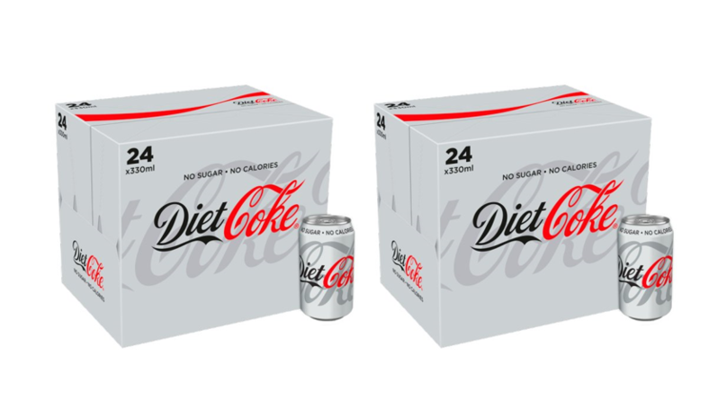 Tesco Is Selling Diet Coke For 23p A Can